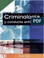Criminologia y Conducta Antisocial