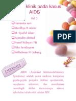 patologi klinik pada aids