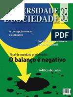 UNIVERSIDADE E SOCIEDADE nº.38