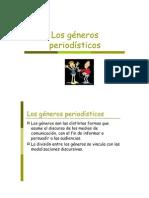 1º ciclo g.  periodisticos
