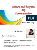 51885474-Nature-and-Purpose-of-Communication.ppt