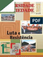 UNIVERSIDADE E SOCIEDADE nº.37