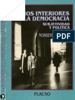 Lechner Los Patios Interiores de La Democracia