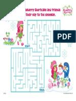 moranguinho labirinto