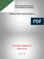 Cir Digit Memorias II
