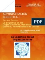 SESION 03 - LOGISTICA EN LAS ORGANIZACIONES.ppt