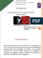 Depresion y Coagulopatias