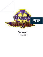 Chronicles of the Fading Suns Vol 1