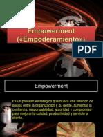 Empowerment - Empoderamiento - Administracion