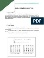 Diodo semiconductor 4ºESO.