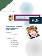 INFECCION DE VÍAS RESPIRATORIAS INFERIORES pediatria