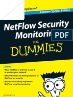 netflow security monitoring for dummies