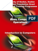 Obilor Basic Computing Ppt