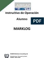 Instructivo-Usuario-MARKLOG