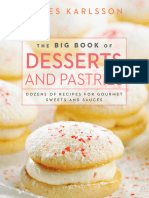 The Big Book of Desserts & Pastries