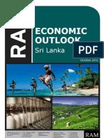 Sri Lanka Economic Outlook 2013