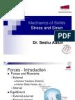 Topic 2&3 - Stress & Strain