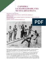 Capoeira Revolta e Teatralidade - Larissa Cardoso Feres