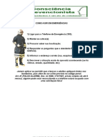 PREVENÇÃO DE ACIDENTES NO LAR - COMO AGIR