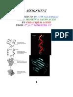 amino acid by  LODHI