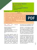 Drug Information Bulletin 46 06