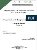 Opis Portofoliu Evalaure_modul a (1)