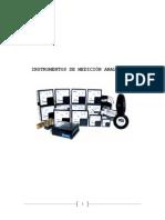 Equipos analogicos - Mediciones