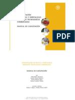 Conservacion de Frutas y Hortalizas Mediante Tecnologias Combinadas