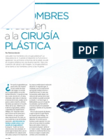 Los hombres sí acuden a la cirugía plástica | Revista GHQ #15