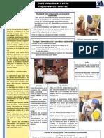 Santé et nutrition de l' enfant Projet Santénet2