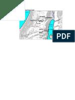 Map 1 Samuel David Flees From Saul
