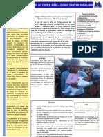 SANTÉ ET NUTRITION DU COUPLE MÈRE— ENFANT DANS 800 KAOMININA MENDRIKA SALAMA (Santénet2)
