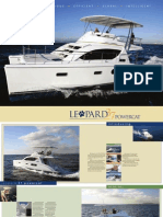 Leopard 37 Powercat Brochure