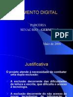 Letramento Digital - Versão lançamento