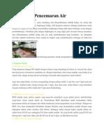 Parameter Pencemaran Air