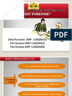 Audit Forensik