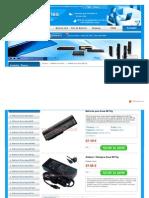 batterie/Adaptateur / Chargeur Asus N61Vg
