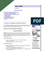 Air Purifier Buying Guide