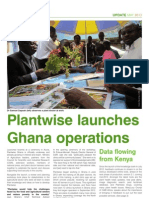 Plantwise Newsletter May 2013
