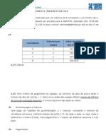 Regulamento Administrativo 2013