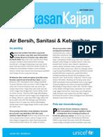 A8 - B Ringkasan Kajian Air Bersih