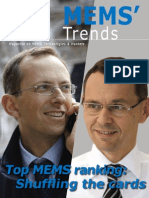 MEMS Trends No.10 2012.04