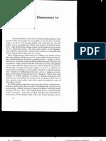 Richard Rorty - Priority Democracy