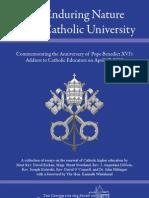 taking a catholic view on acadamic freedom - by rev
