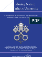appendix - address to catholic educators - by pope benedict xvi
