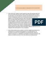 Chemistry Paper 5 Tips