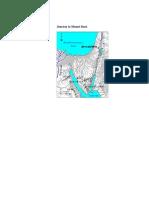 Map Exodus Journey to Mount Sinai