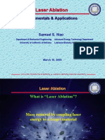 Slides - Laser Ablation