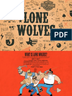Lone Wolves Pitch Bible