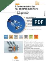 IFM Flow Sensors